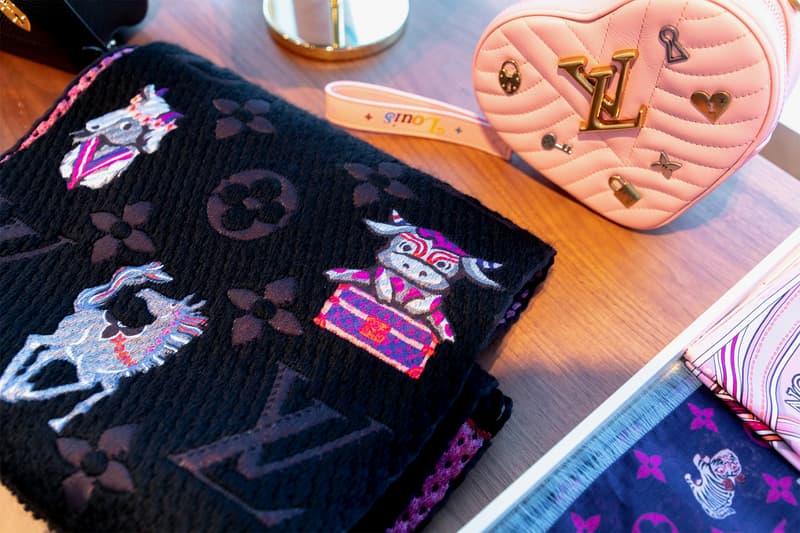 louis vuitton womenswear nicholas ghesquiere new wave bags monogram lv