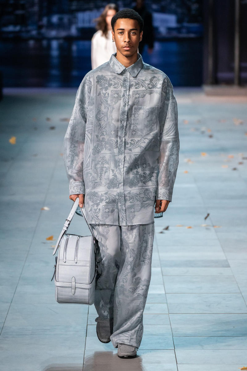 7ff85b6ce24 Virgil Abloh's Louis Vuitton Fall/Winter 2019 Runway | HYPEBAE