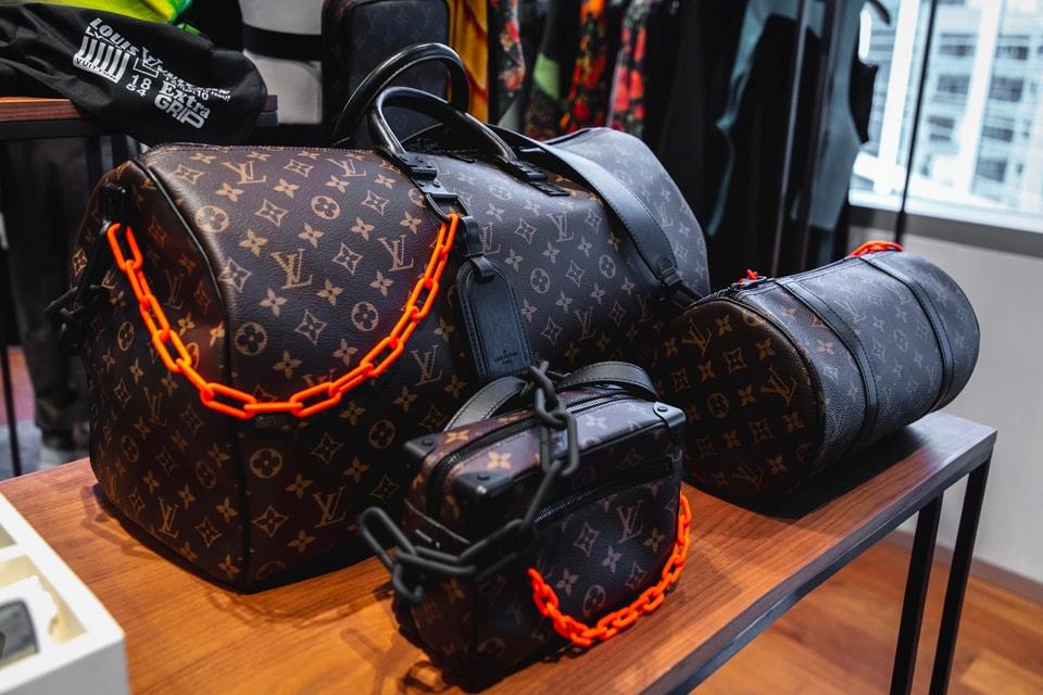 096a3efaf099 Louis Vuitton Virgil Abloh SS19 Price List
