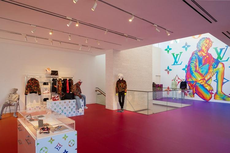 857fcfd2c1 Louis Vuitton Opens Virgil Abloh Chicago Residency | HYPEBAE