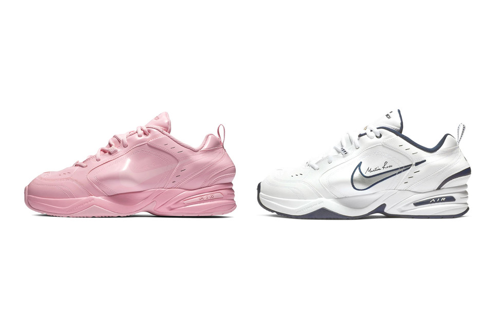 new product 9b8f2 065dc Take an Official Look at Martine Rose s Nike Air Monarch IV, Dropping This  Month