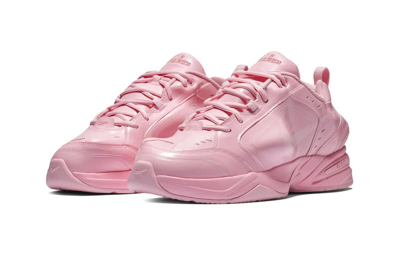 Martine Rose x Nike Monarch IV Rose Pink