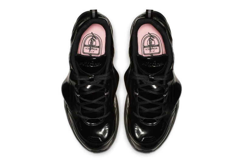 Martine Rose x Nike Monarch IV Black