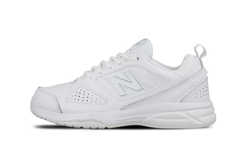 New Balance MX 624 Black White Chunky Dad Sneakers Trainers