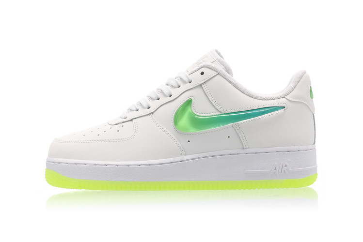 new concept ecde2 64526 Channel the Neon Trend in Nike s Air Force 1 Ombré