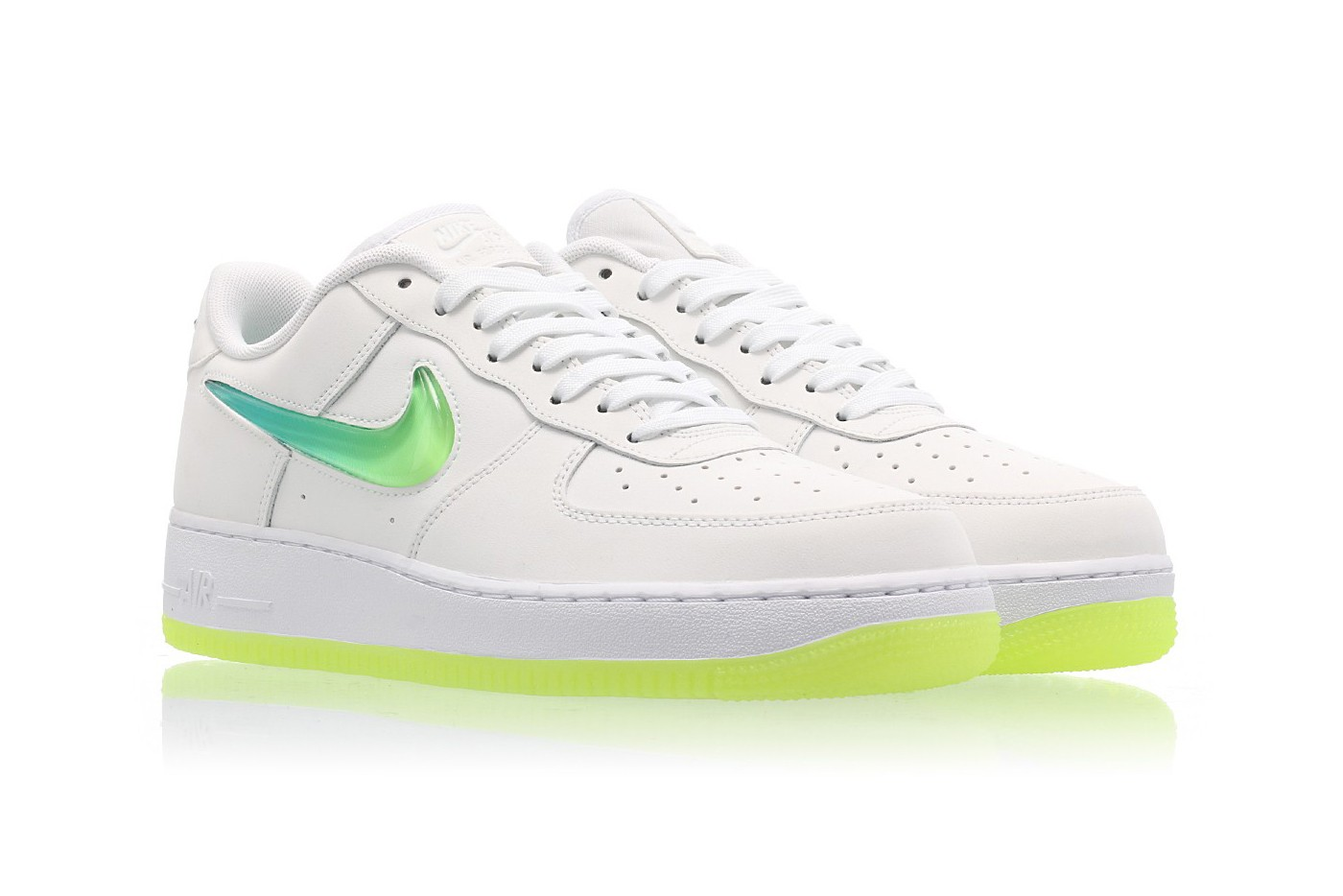 premium selection 5bf7b 8218b grey white ombre nike air force 1