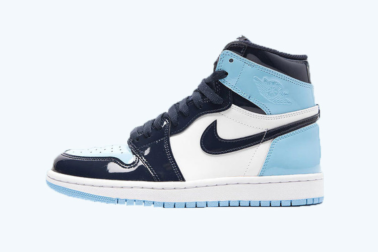 online store 1d573 a9721 Nike s Air Jordan 1 Arrives in a Wintry