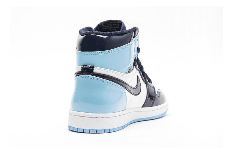Nike Air Jordan 1 Blue Chill