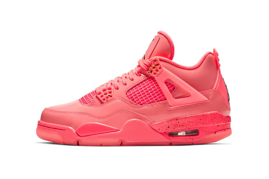 Nike's Air Jordan 4 \