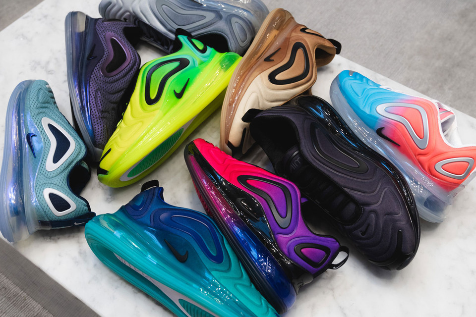 098bb6953436e6 Here s a Closer Look at Nike s 2019 Air Max 720 Colorways