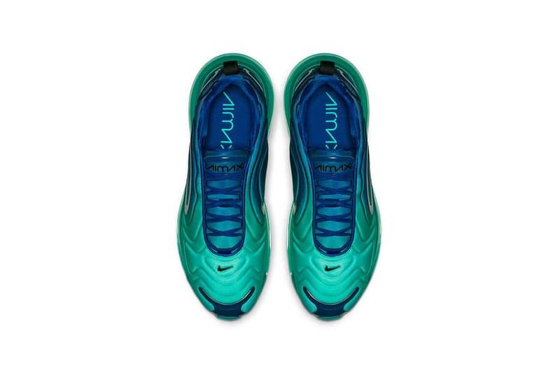 Nike Air Max 720 Green Carbon