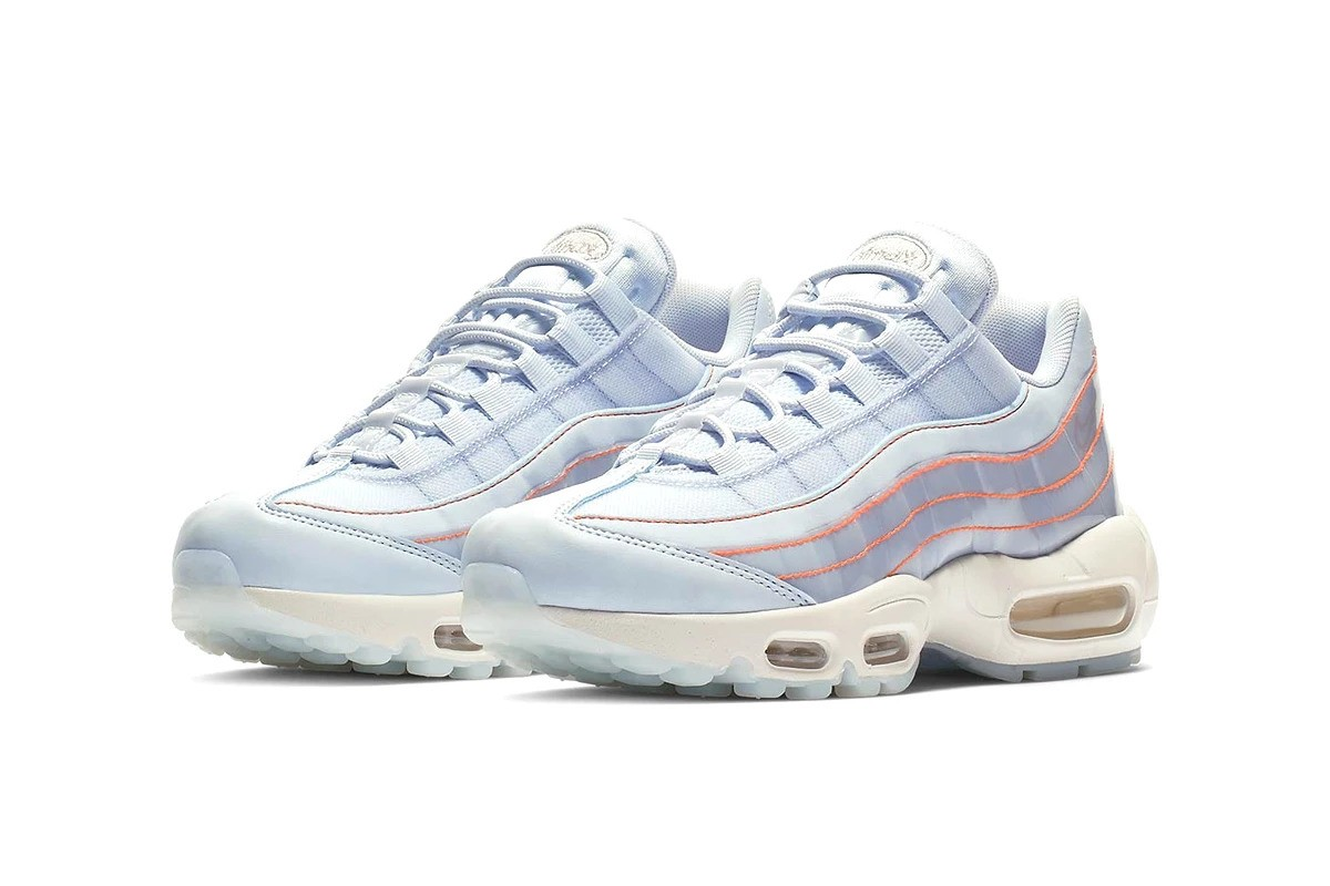 Nike Releases Air Max 95 in Half Blue