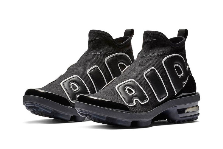 fff230a0bac8 Nike Transformed the Air More Uptempo Into a Women s Winter Boot
