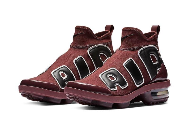 Nike Airquent Black Burgundy Crush