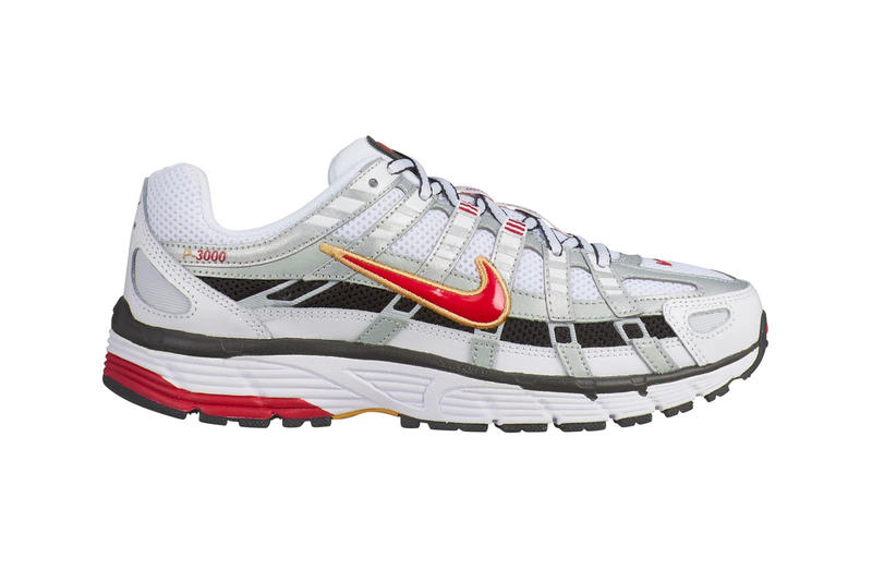 Nike P-3000 CNCPT Red Grey