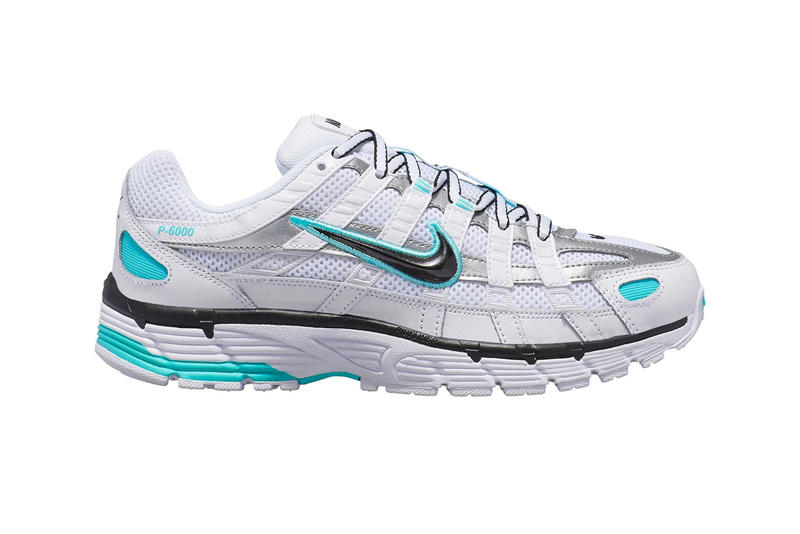 Nike P-3000 CNCPT White Grey Blue