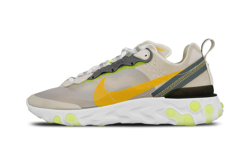 Nike React Element 87 Light Orewood