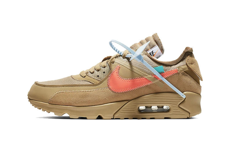 Off-White™ x Nike s Air Max 90
