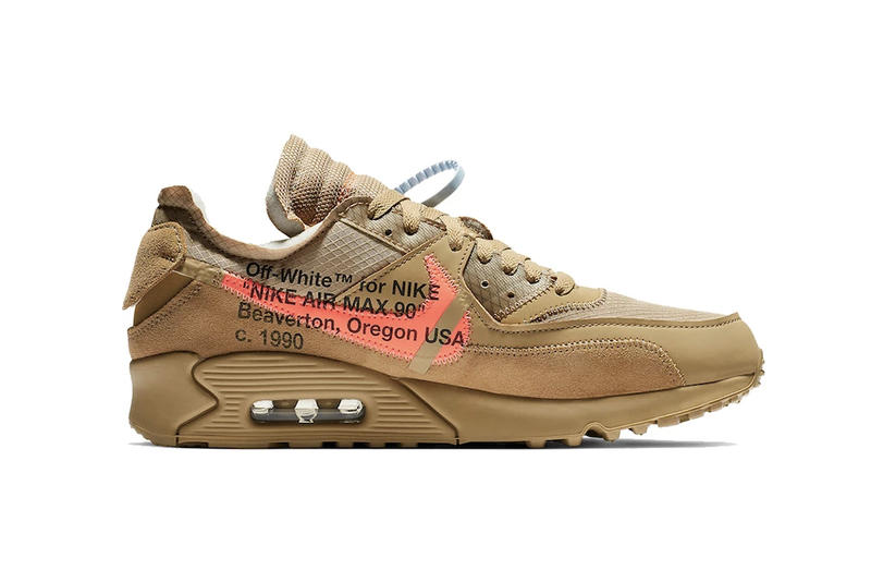 buy popular 4eee1 1d8c6 Off-White™ x Nike s Air Max 90