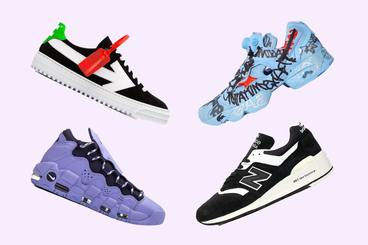 9324a7e649 The Sneaker Edit: Colorful Designer Picks to Kick Start Your Year