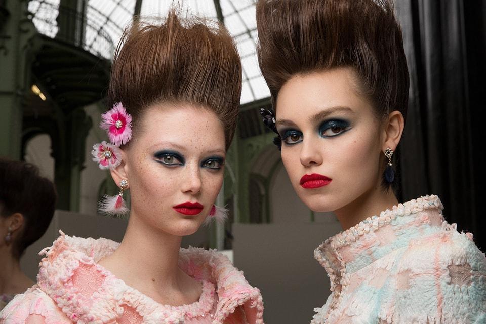 Hair Looks At Paris Couture Week