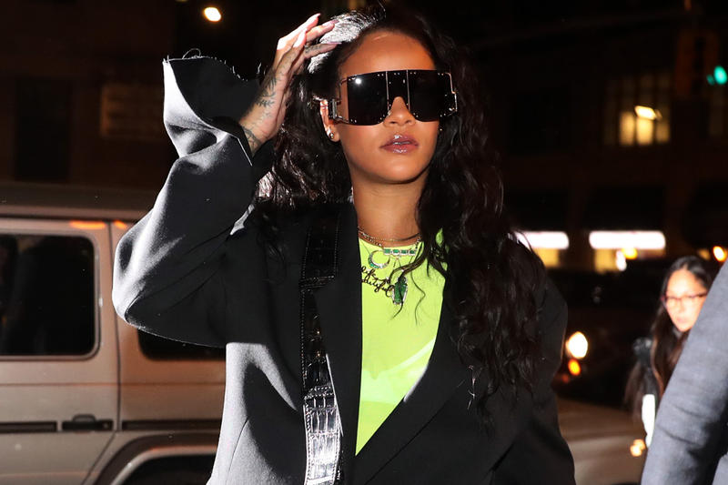 Rihanna FENTY Sunglasses Eyewear Trademark Collaboration