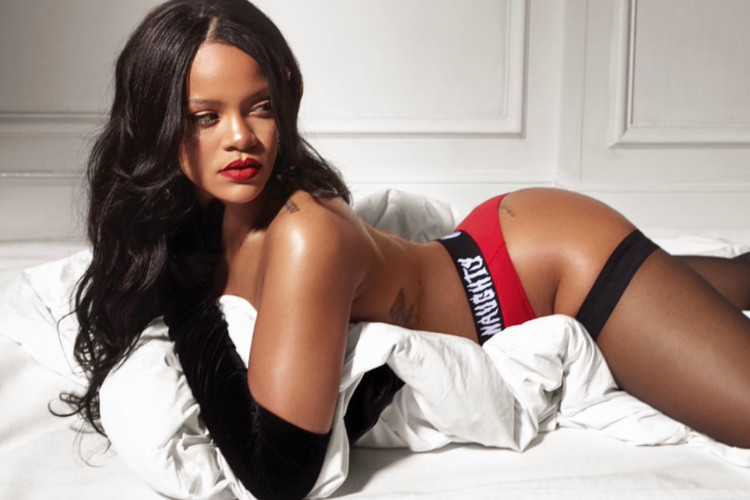 a84205fc432 Rihanna Teases Us With Savage X Fenty s Valentine s Day 2019 Collection