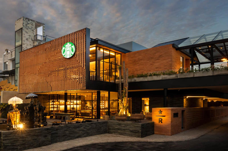Starbucks Dewata Coffee Sanctuary Bali Indonesia