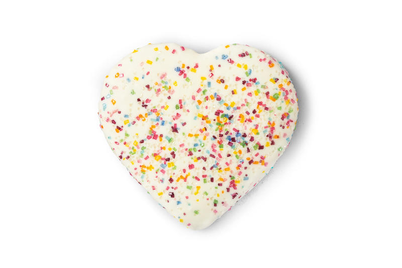 Starbucks Valentine's Day Sugar Cookie White