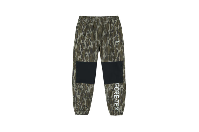 Stussy x GORE-TEX Shell Pant Camouflage