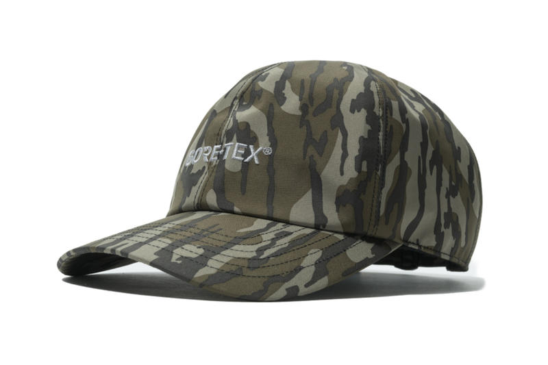Stussy x GORE-TEX Low Pro Cap Camouflage