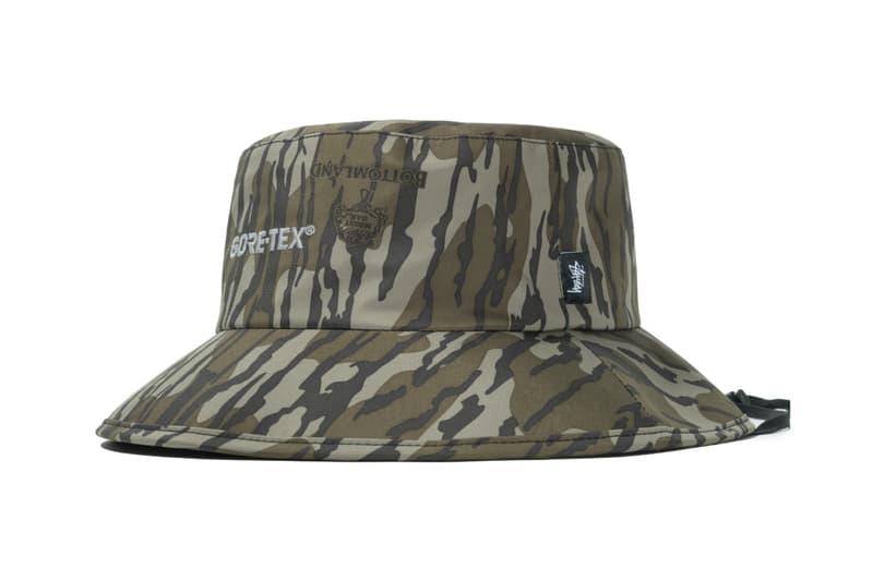 Stussy x GORE-TEX Bucket Hat Camouflage