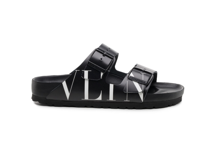 6297dac1fb5 Valentino x Birkenstock s Arizona Sandals Have Released Online