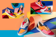 """Vans' New """"Patchwork"""" Pack Is Inspired by the '70s"""