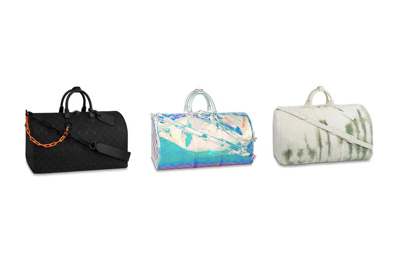 Buy Virgil Abloh's SS19 Louis Vuitton Collection Bags Accessories Apparel Fashion