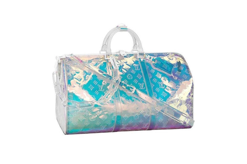 Louis Vuitton Spring Summer 2019 Prism Keepall