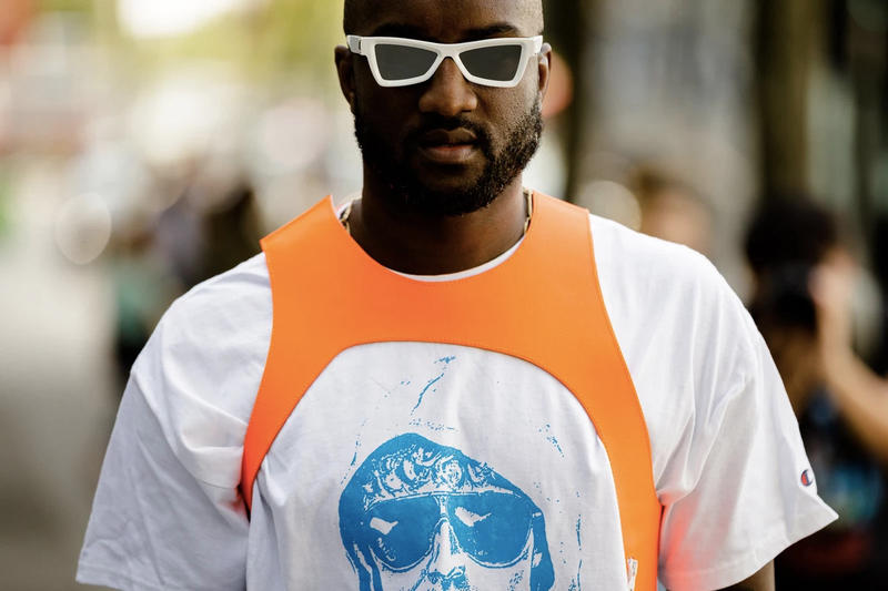 Virgil Abloh Paperclip Necklace Earrings Jewelry Collection Paris Off White Floral Shop