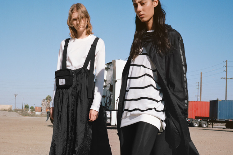 fabd52865ae3 Y-3 s SS19 Campaign Focuses on Fluidity and Versatility