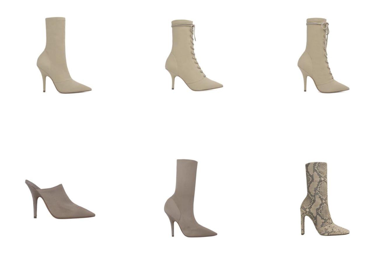 YEEZY Restocks Huge Selection of Heels