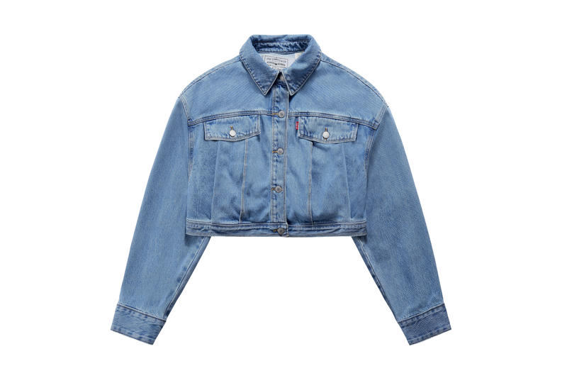Feng Cheng Wang x Levis Collaboration Release Denim Repurposed