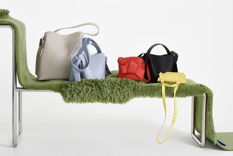 acne studios spring summer 2019 ss19 handbags bags musubi
