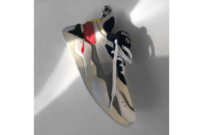 Ader Error x PUMA Spring Summer 2019 Teaser RS-1 Grey Tan