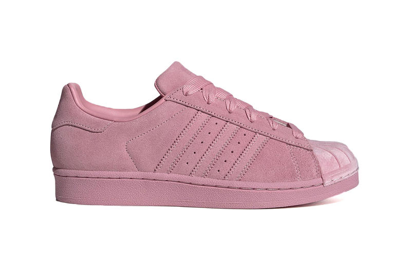 612803d86e adidas Originals Superstar Velvet Shell Toe | HYPEBAE