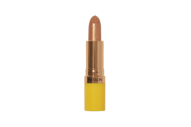 Gurls Talk x Revlon by Adwoa Aboah Celebrate Yourself Set Lipstick Gold Yellow