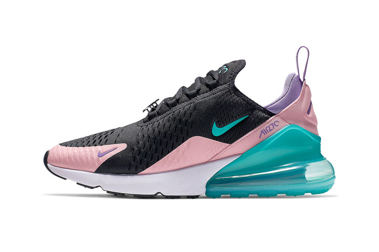 detailed pictures 9313b 73252 The Air Max 270 Gets the