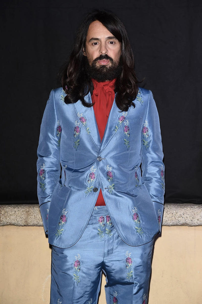 Alessandro Michele Responds to Blackface Controversy Gucci Fashion Turtleneck Apology