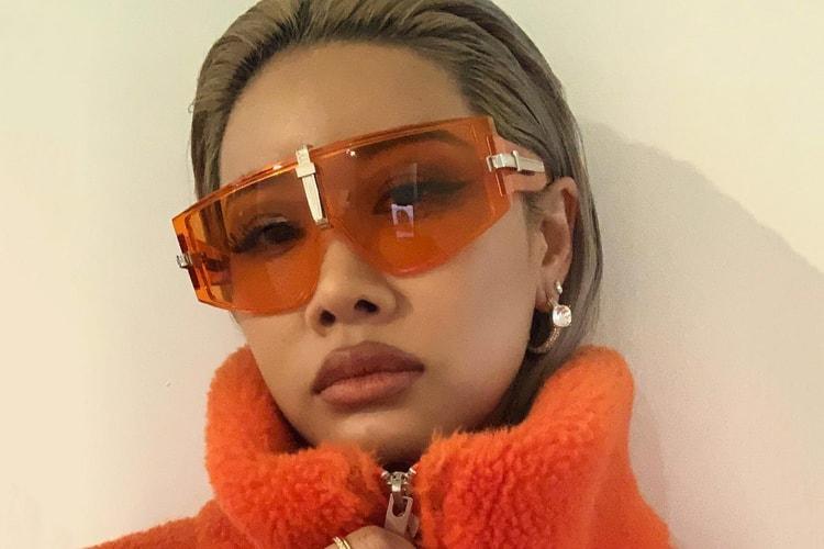 bdd343060f59 AMBUSH x Gentle Monster Will Re-Release Their Famous Zip-Tie Sunglasses