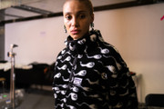 Ashley Williams Sent Sperm Prints Down the Runway for Fall/Winter 2019