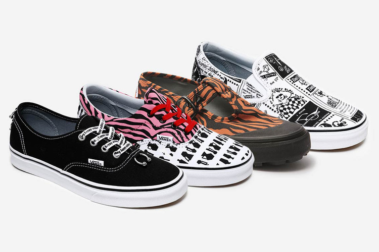 a492618381 Here s Your First Look at Ashley Williams x Vans  Graphic-Heavy Collab