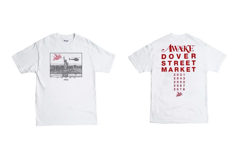 Awake NY x Dover Street Market CNY Collab   HYPEBAE